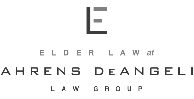Elder Law at Ahrens DeAngeli Law Group