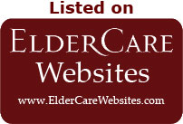 Listed on ElderCareWebsites